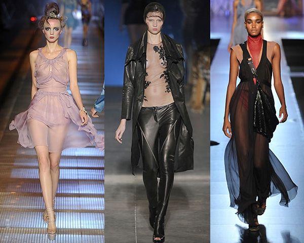 Berlin Fashion Week models take to 54