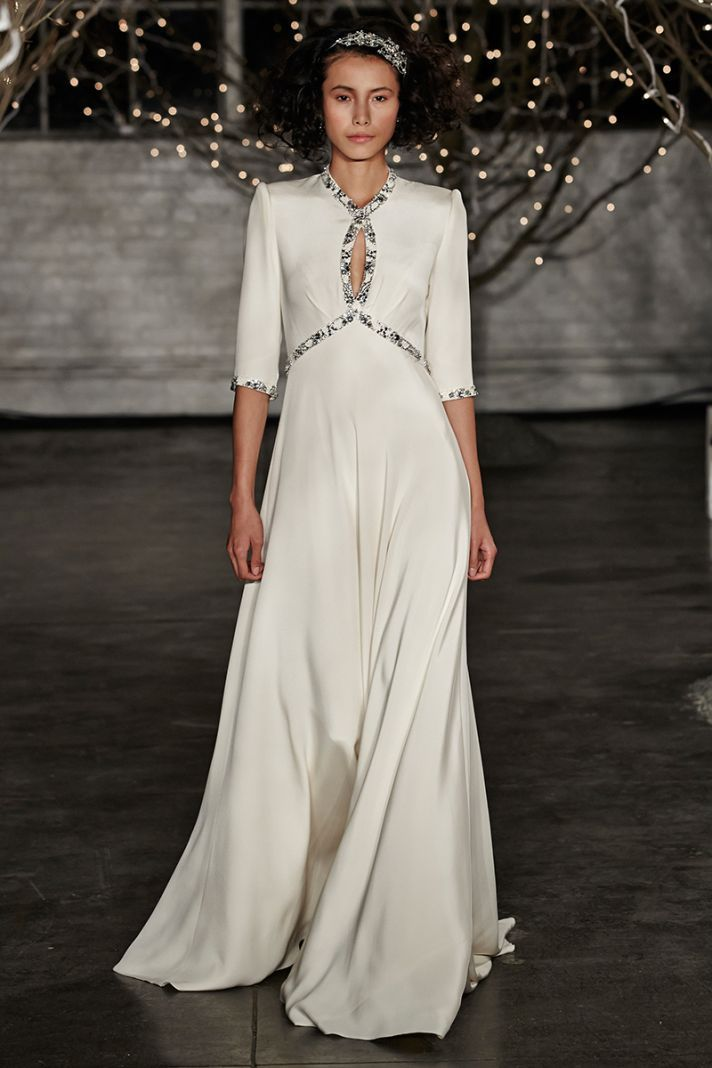 10 Trends from the Bridal Runway