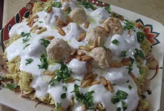 فتة كفتة الدجاج اطباق رمضانية Food New Recipes Recipes