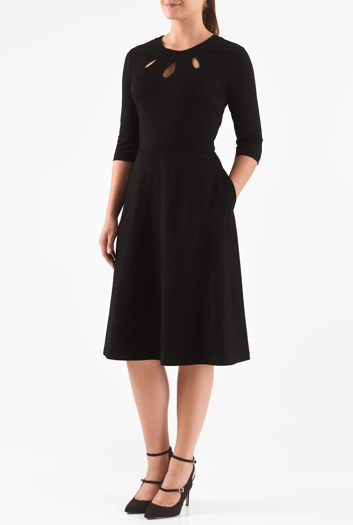 Below Knee Length Dresses