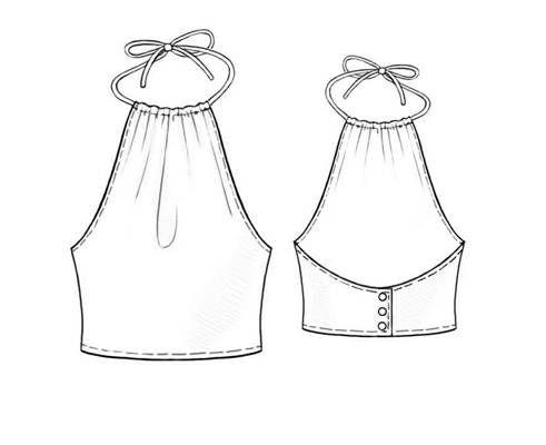 Souvent patron couture gratuit à télécharger pour robes dos nu | fils et  DX69