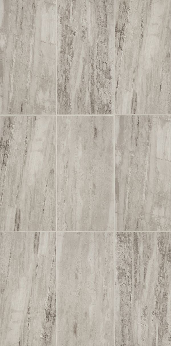 River Marble Silver Springs Glazed Porcelain Marble Look
