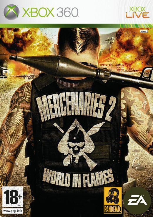 Mercenaries 2 World In Flames Favelas Os Mercenarios Game