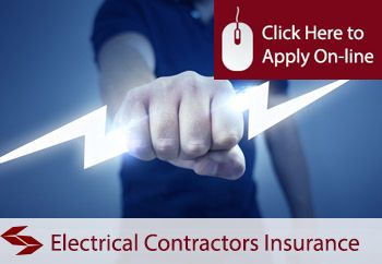 Self Employed Electrical Contractors Liability Insurance
