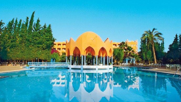 """Im Le Tazarkount ****S in Afourer Marokko """"pur"""" erleben http://www.fitreisen.de/guenstig/marokko/mittleres-atlas-gebirge/afourer/le-tazarkount/"""
