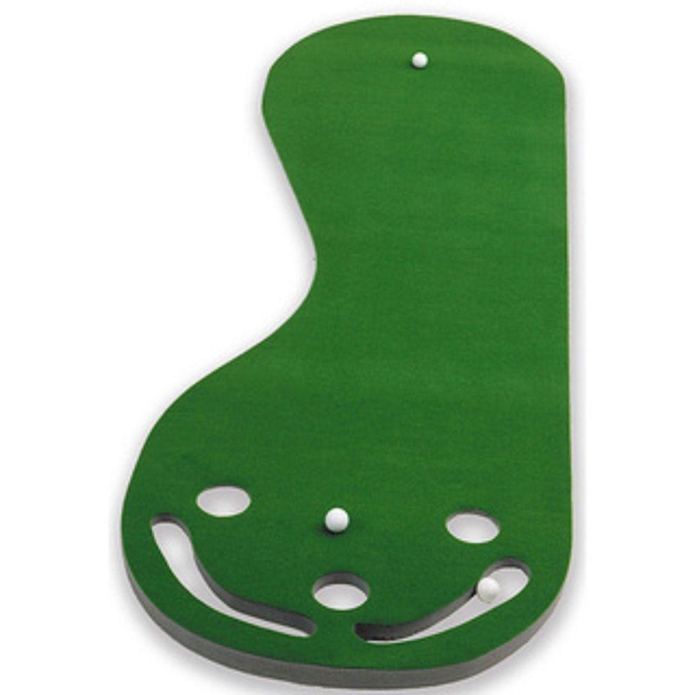 par 3 holes practice putting green indoor aid golf mat training