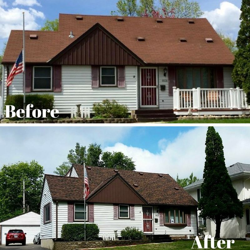 New Roof In Richfield Mn House Styles House Exterior