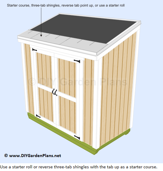How To Build The Lean To Shed Roof Diy Shed Plans Shed Roof Felt Shed Design Plans