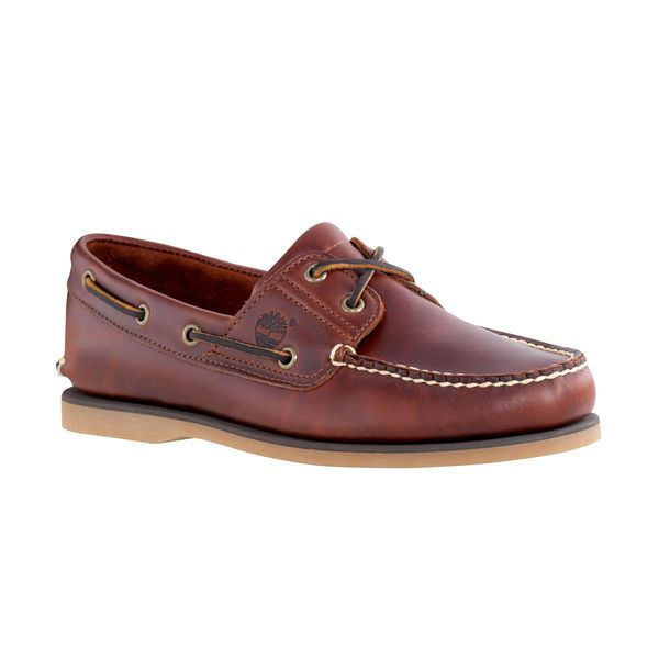 Timberland Ek Cup Men's Loafers Casual Shoes In Brown for