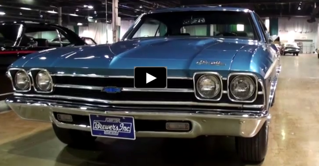 ORIGINAL 1969 COPO CHEVELLE MALIBU WITH A STORY | Cars, Hot cars and ...