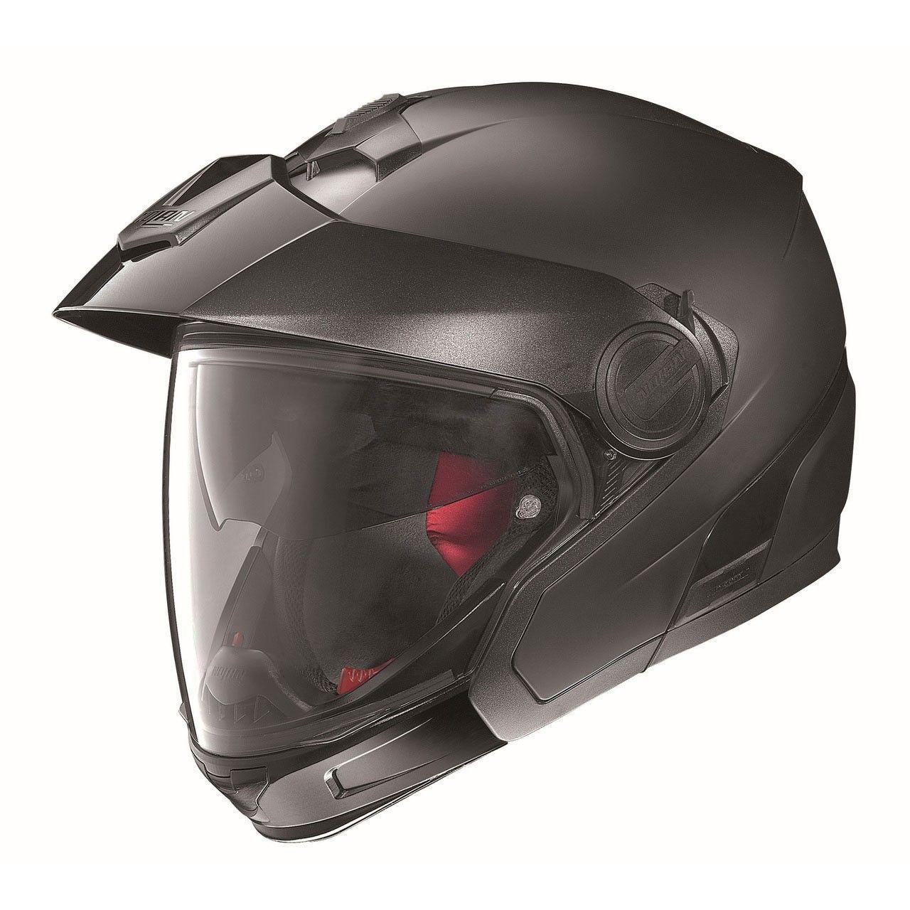 Nolan N40 Full Helmet with MCS II Headset Black