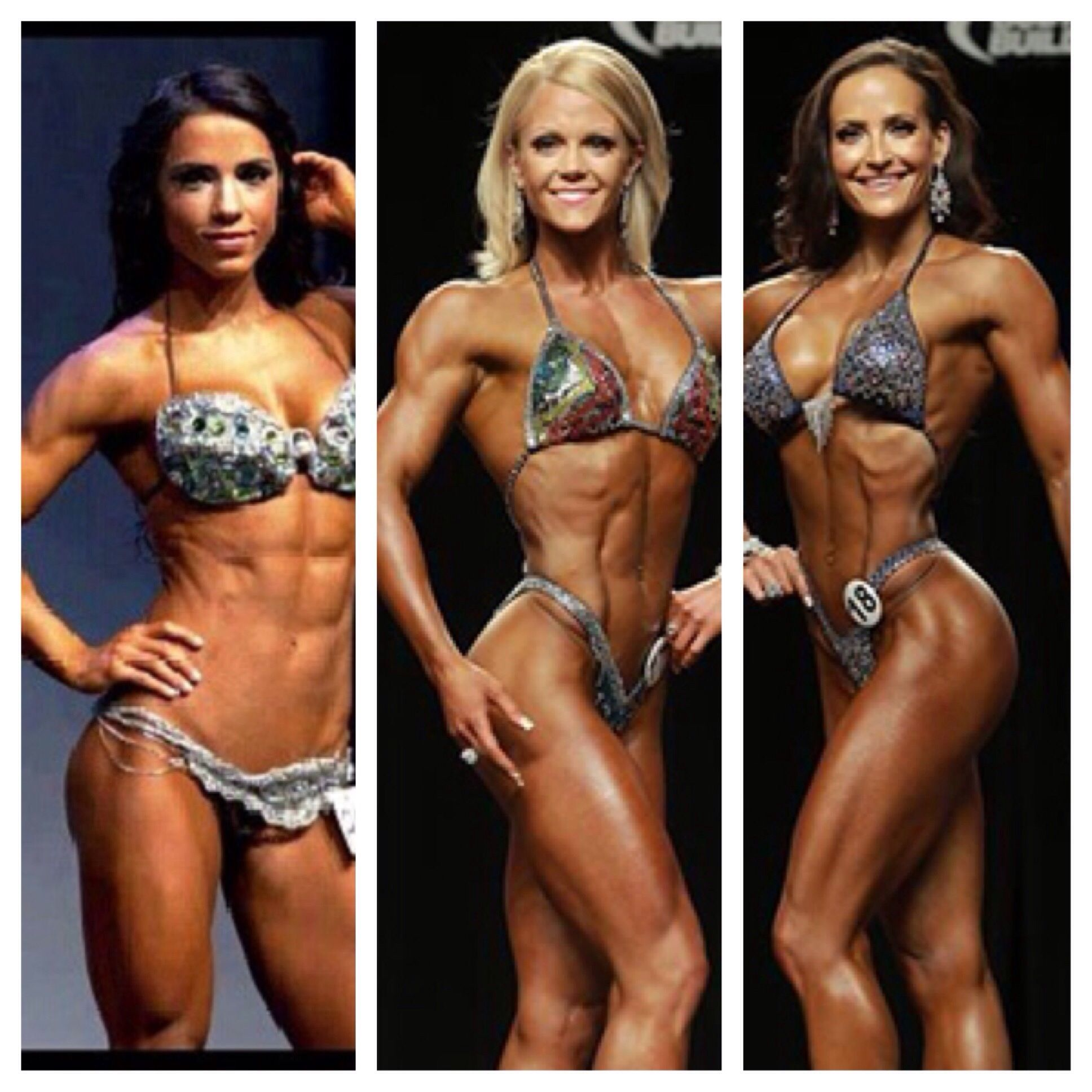 IFBB vs WBFF is there even a comparison? No! Sick of the NPC/IFBB