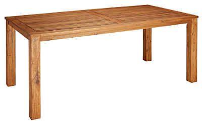 250 Tisch Toskana 185 X 90 Cm Home Decor Dining Table