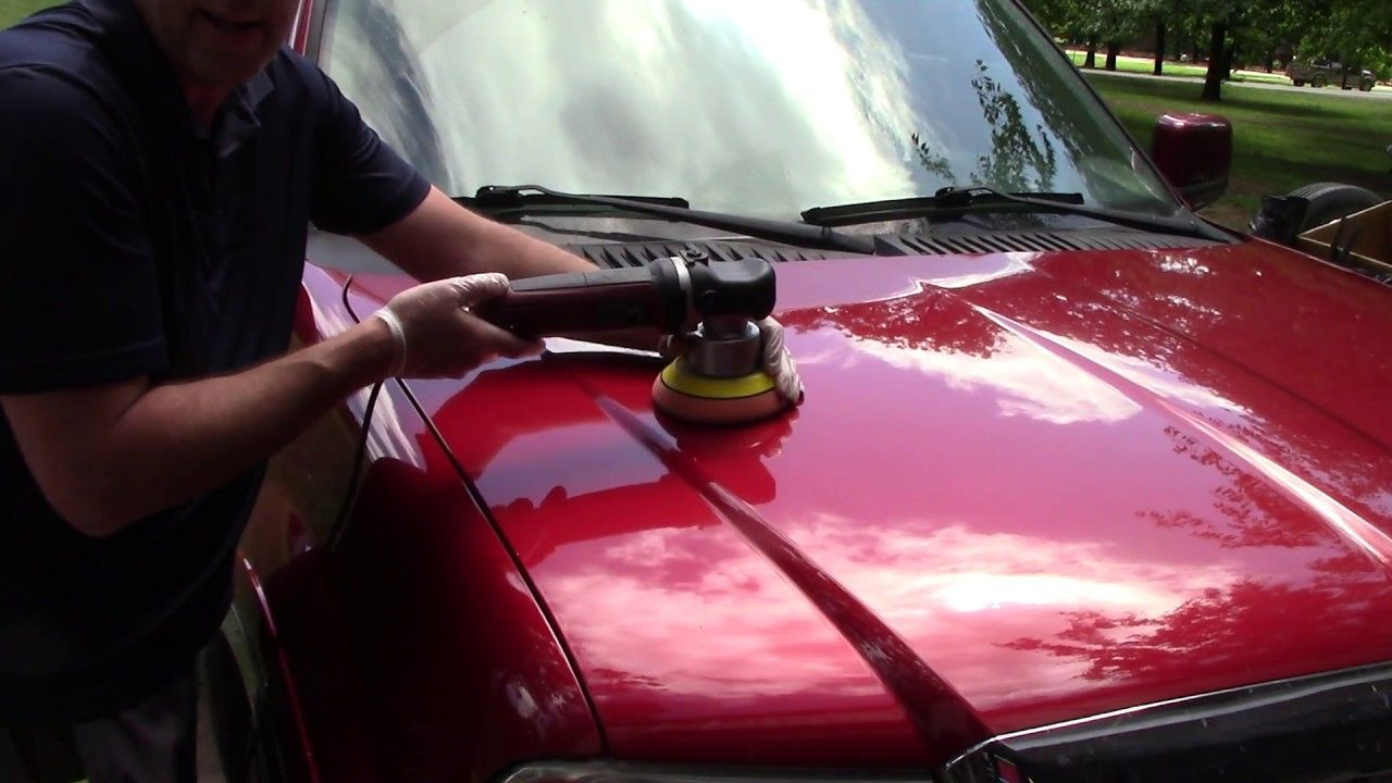 SHOULD YOU WAX CAR BY HAND OR MACHINE! Car detailing