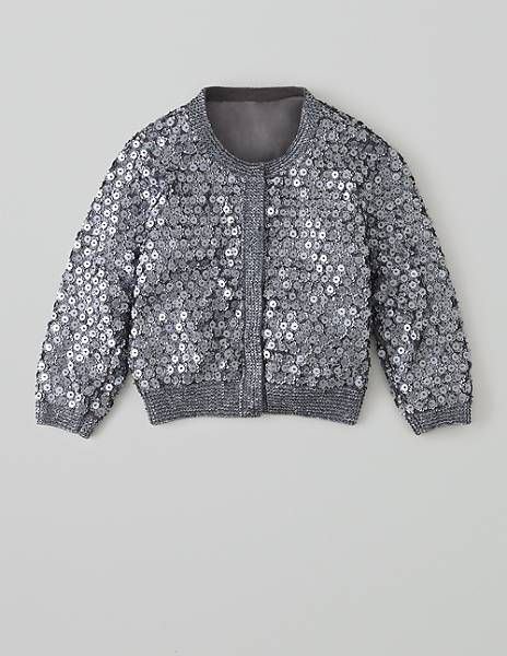 A showstopper sweater