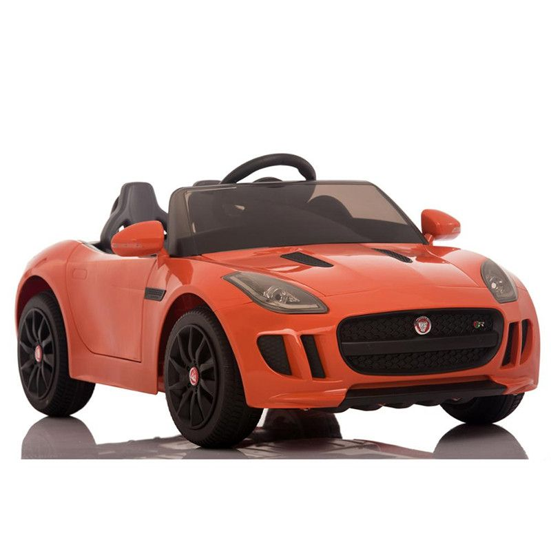 Children Electronic Toy Car Jaguar Under License Baby Battery Car Kids Ride On Car With Remote Control Dmd 218 Kidselectric Jaguar F Type Kids Ride On Toy Car