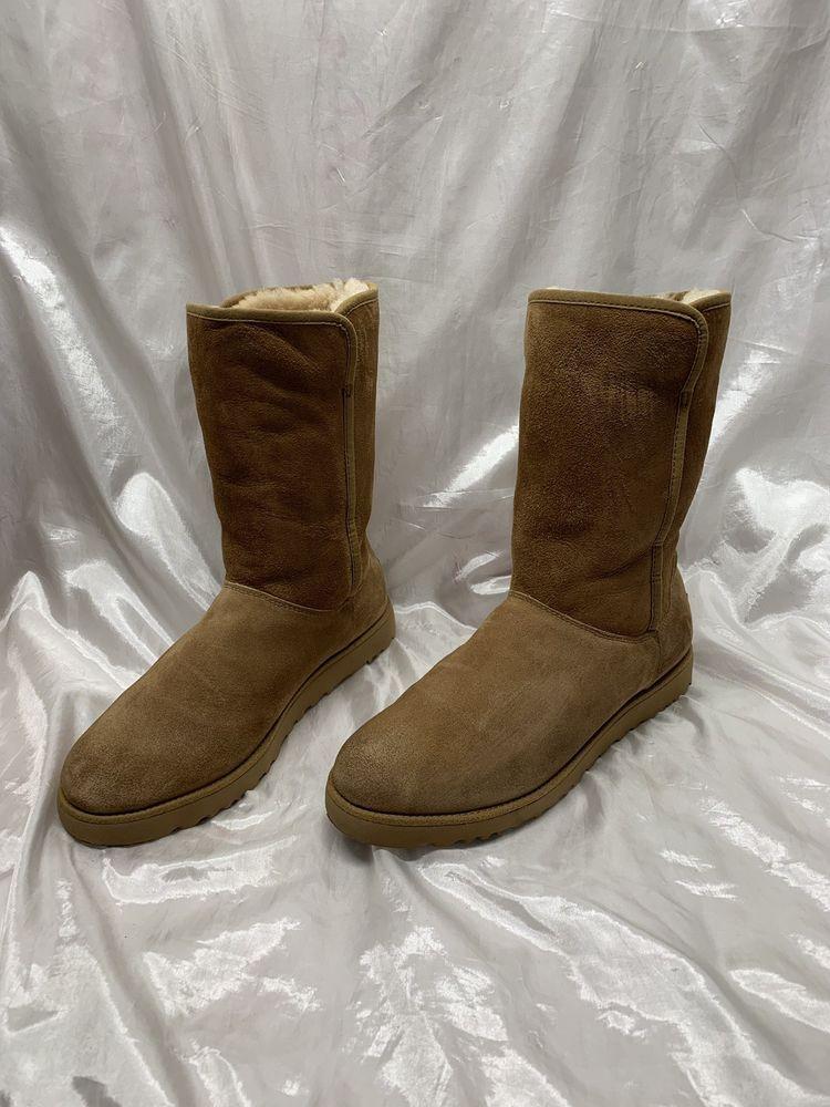 e55a1018094 UGG Australia Michelle Chestnut Shearling Winter Boots 1013462 Women ...