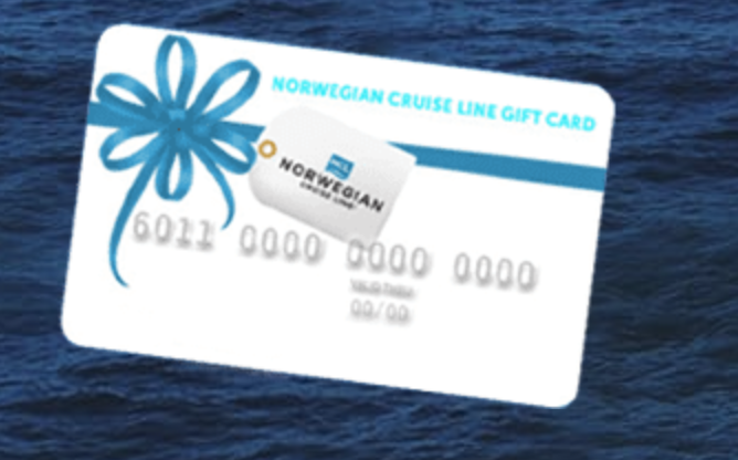 Enter To Win A 5 000 Norwegian Cruise Line Gift Card Gift Card