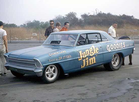 Drag Racing History – Early Funny cars | Retro Rides