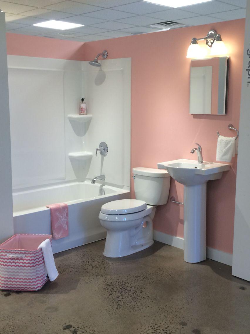 Waterwareshowrooms Kohler Veer Pedestal Bathrooms