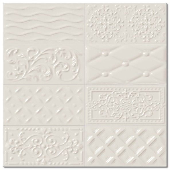 Raspail Vainilla 10x20 Tiles Wall Tiles Modern Tiles