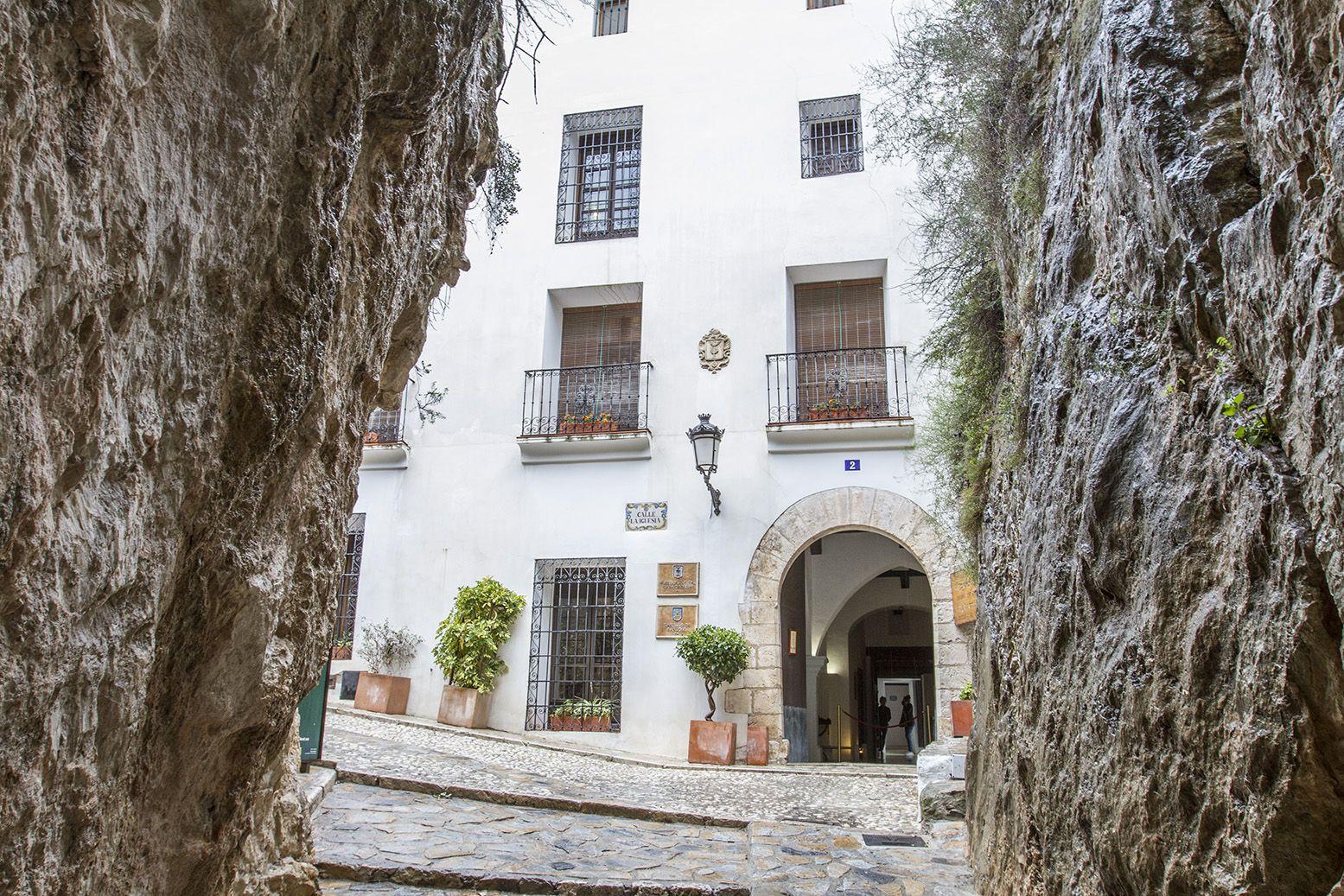 La Casa Ordu A Fue Construida Despu S Del Gran Terremoto De 1644  # Castillo Muebles Jujuy