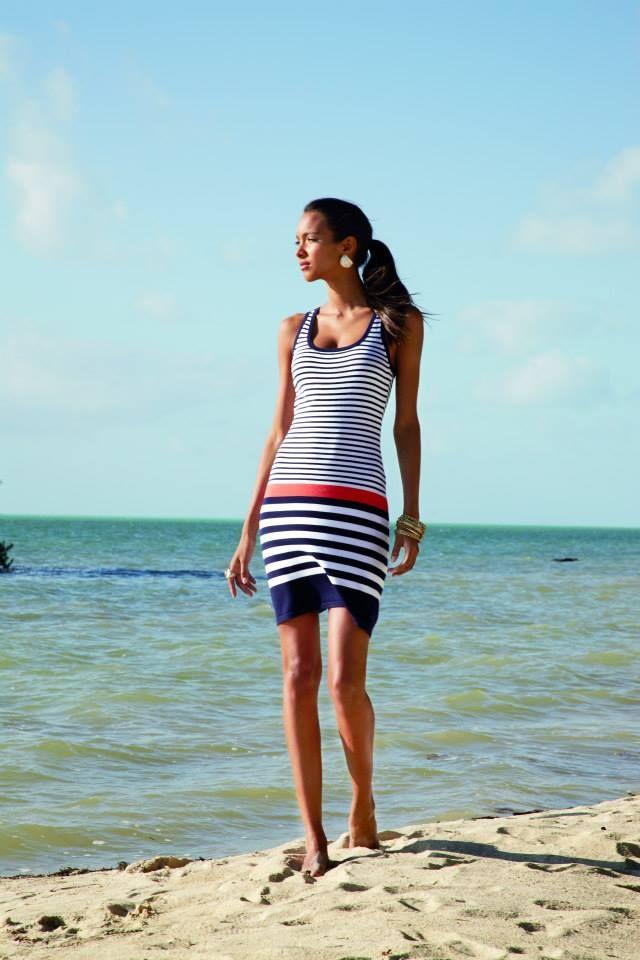 <3 summer Nautical look
