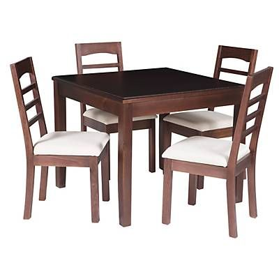 Mica Juego Comedor Italia 4 Sillas | house | Dinning chairs, Dining ...