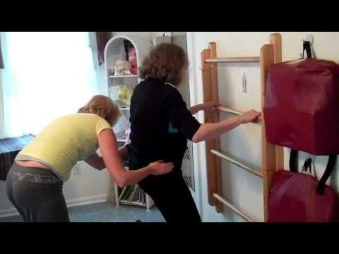 DBB Workshop Standing Myofascial Release