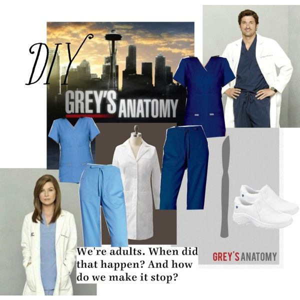 """Grey's Anatomy"""" by anabel-carter on Polyvore   Fall ..."""