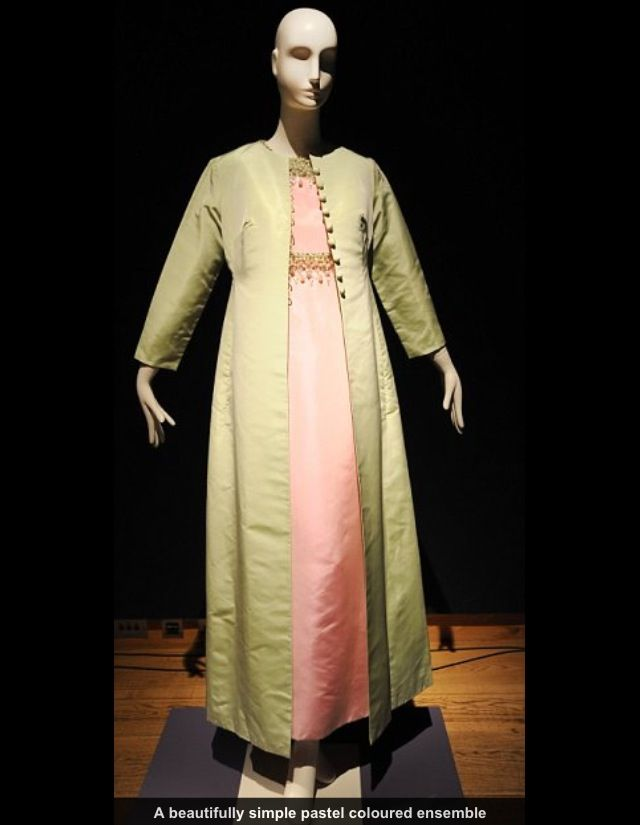 Elizabeth Taylor's Clothes that went up for Auction  at Christie's
