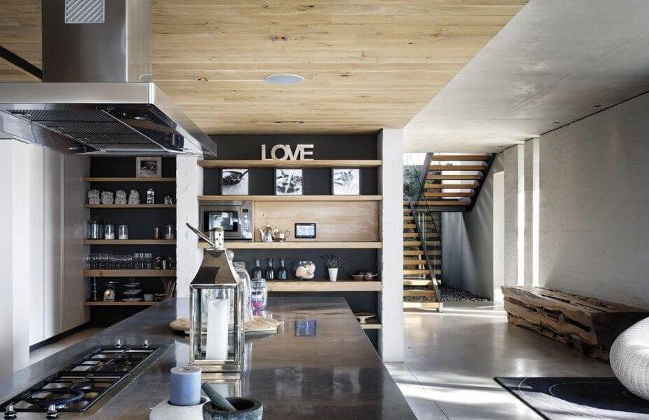Open Keuken Ideeen : Open keuken ideeën