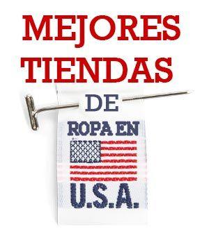 74945d1b40 Comprar ropa en USA  Mejores tiendas y descuentos Comprar Ropa Online Barata