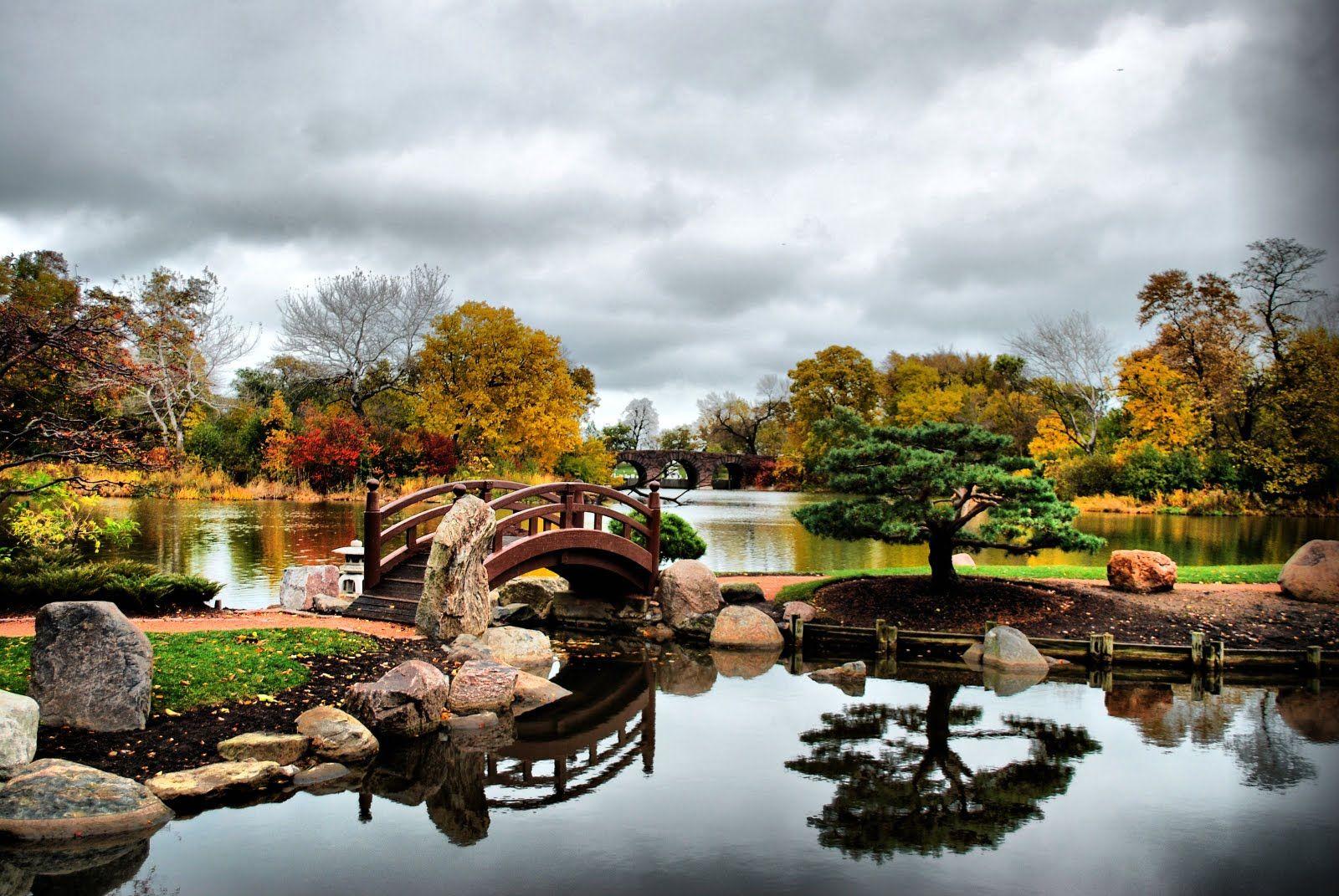 ので、平和的な... Jardin japones, Jardin chino, Paisaje japon