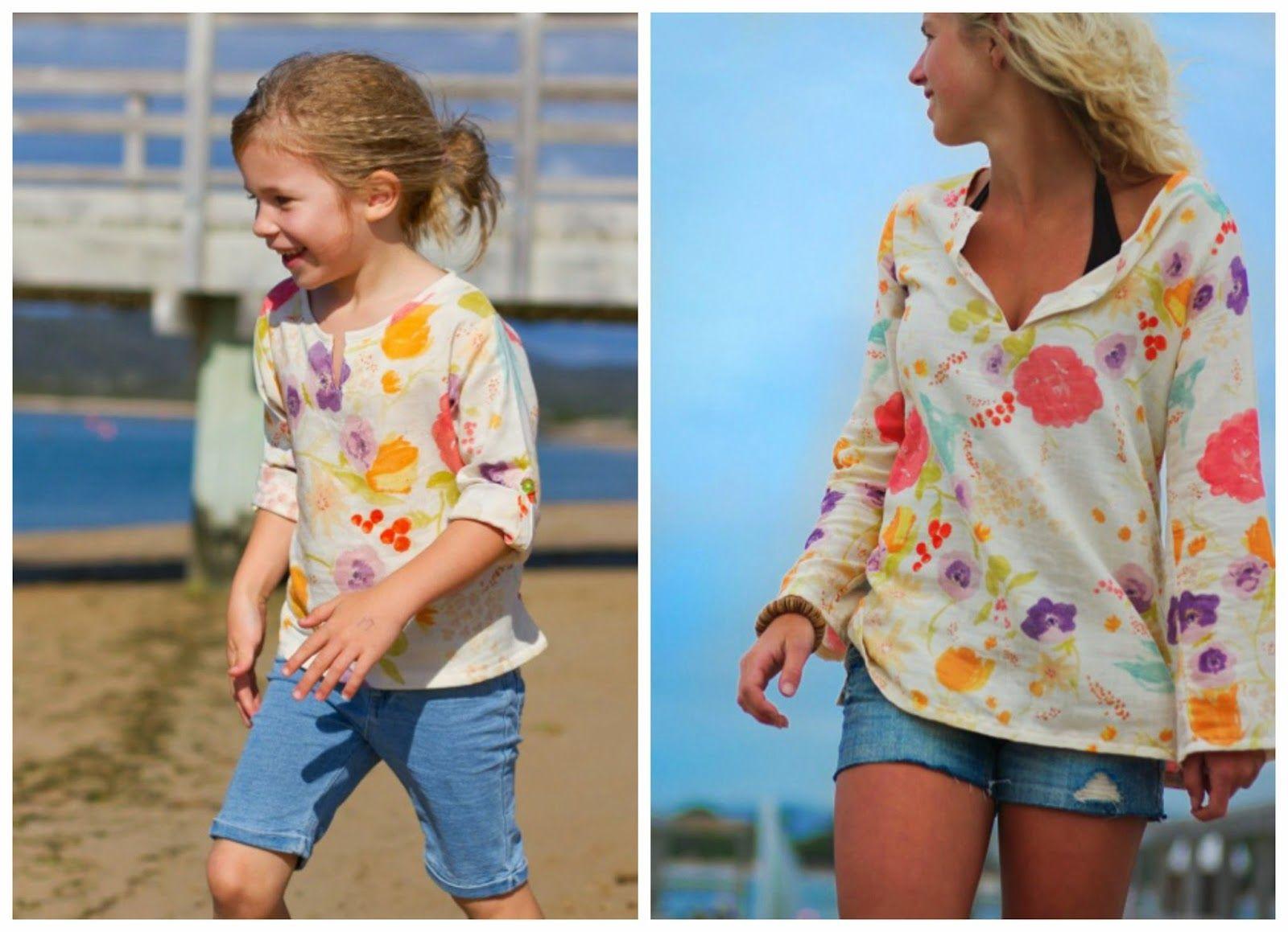 Kaftan | Baby and Children Sewing Patterns | Pinterest | Für mama ...