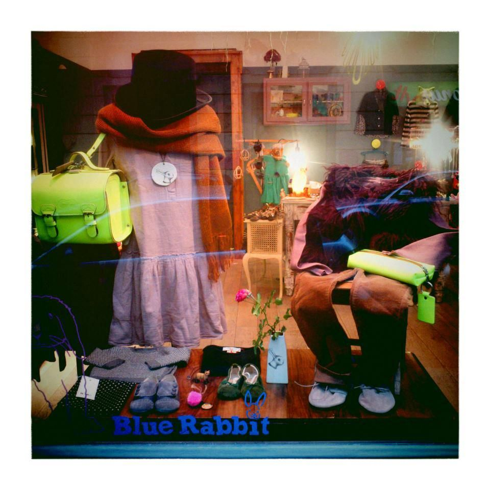 ...ici le Collection 2012/2013:     Blue Rabbit Via Lomazzo 11 20154 Milano www.bluerabbit.it