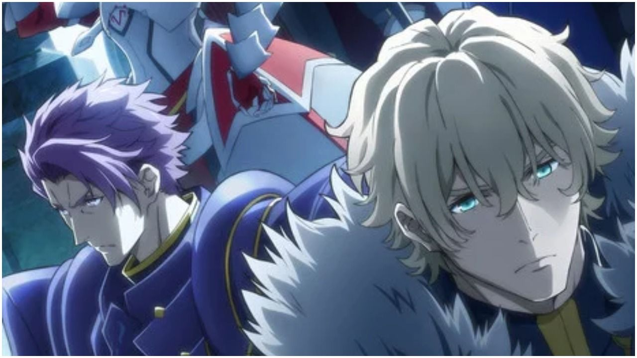 1st Fate/Grand Order Anime Film Releases New PV, Key