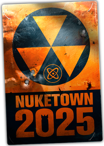 Nuketown 2025 in 2020 Call of duty black ops 3, Call of