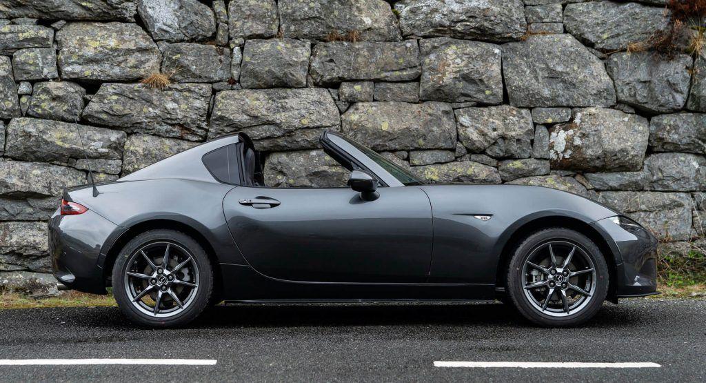 2020 Mazda MX5 Priced From £23,795 In UK, Gets New GT