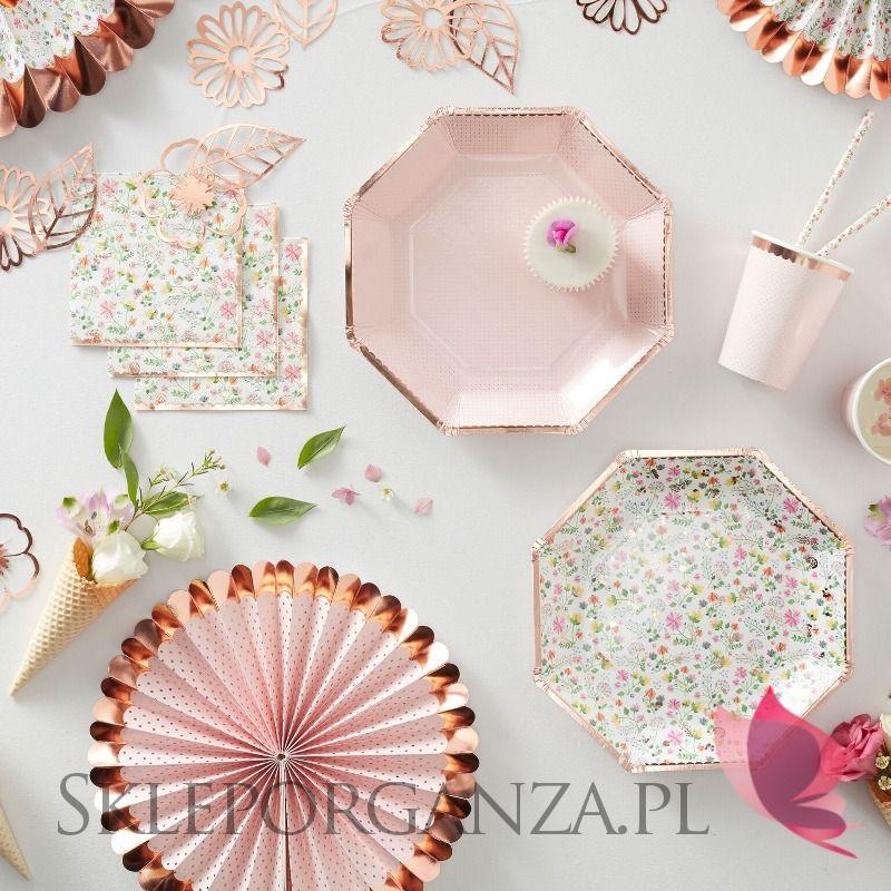 Kolekcja Floral Wieczór Pańieński Team Bride Impreza I