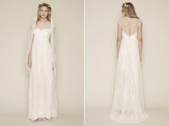 Fridays fab 5 bohemian inspired wedding dresses flower hair fridays fab 5 bohemian inspired wedding dresses junglespirit Image collections