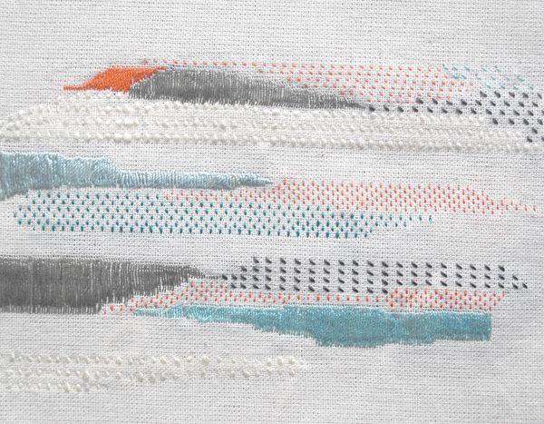 Knitting Embroidery Bordado : Bordados bordado a mano handmade embroidery dunas