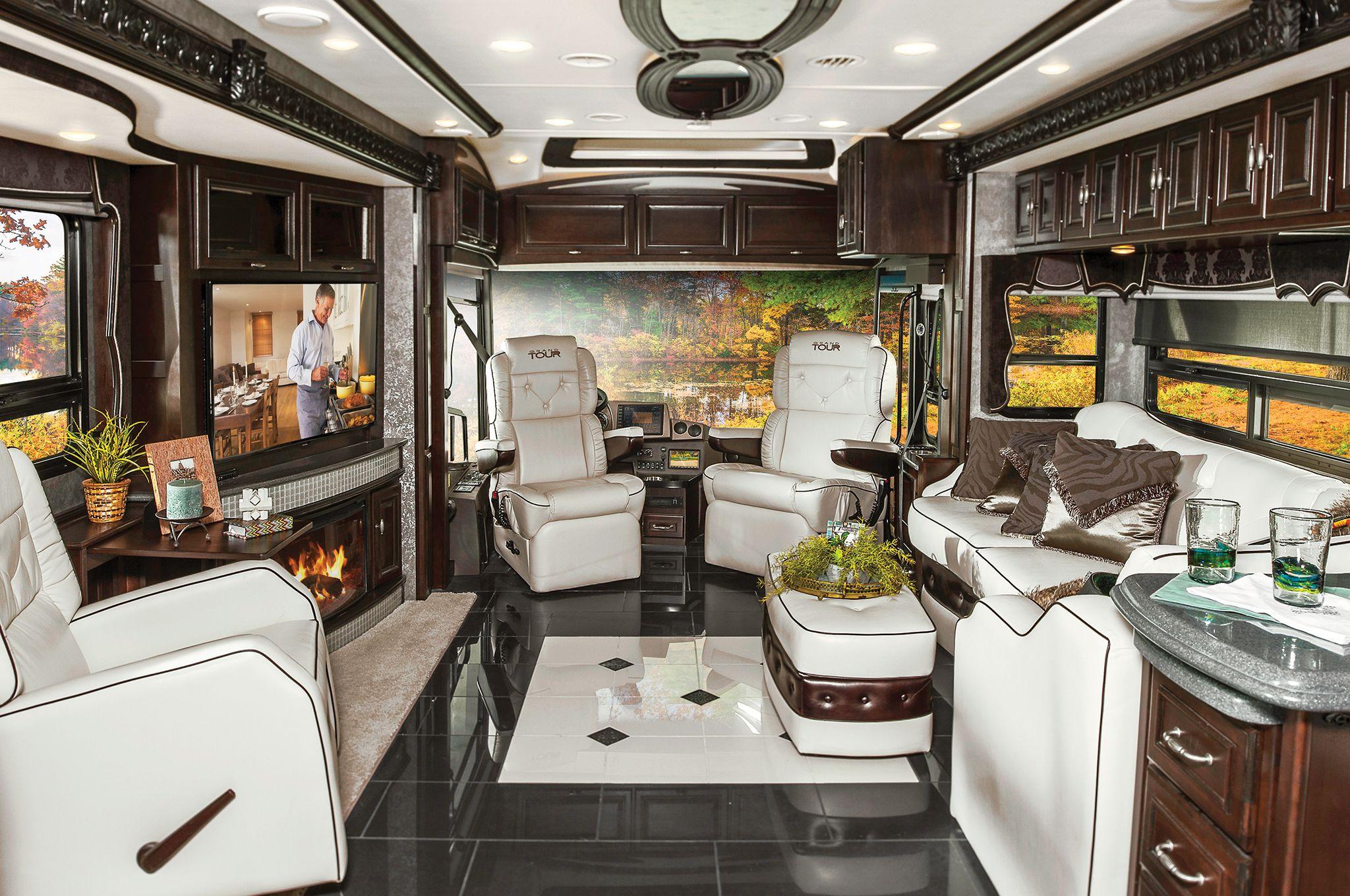 Breathtaking Class B Rv Interior Design Modifications Rv