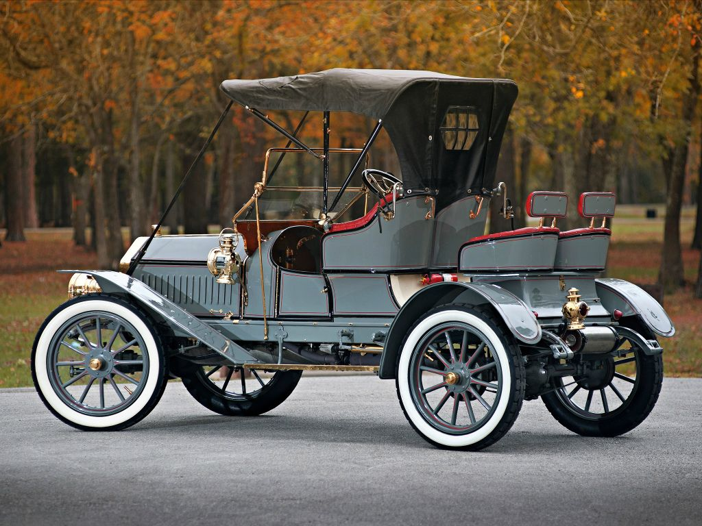 Buick Model S Tourabout '1908