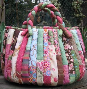 Sac Crazy - free tutoriel