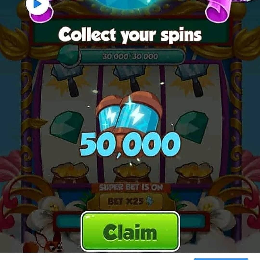 Free spin master Coin