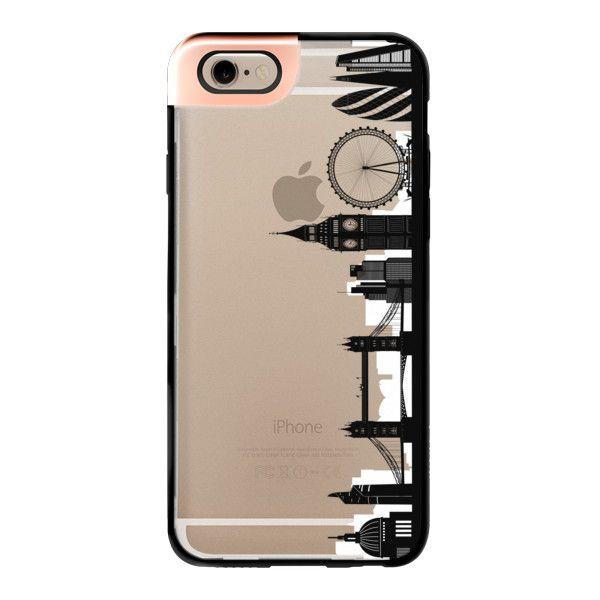 iPhone 6 Plus/6/5/5s/5c Metaluxe Case - London Skyline (€45 ...