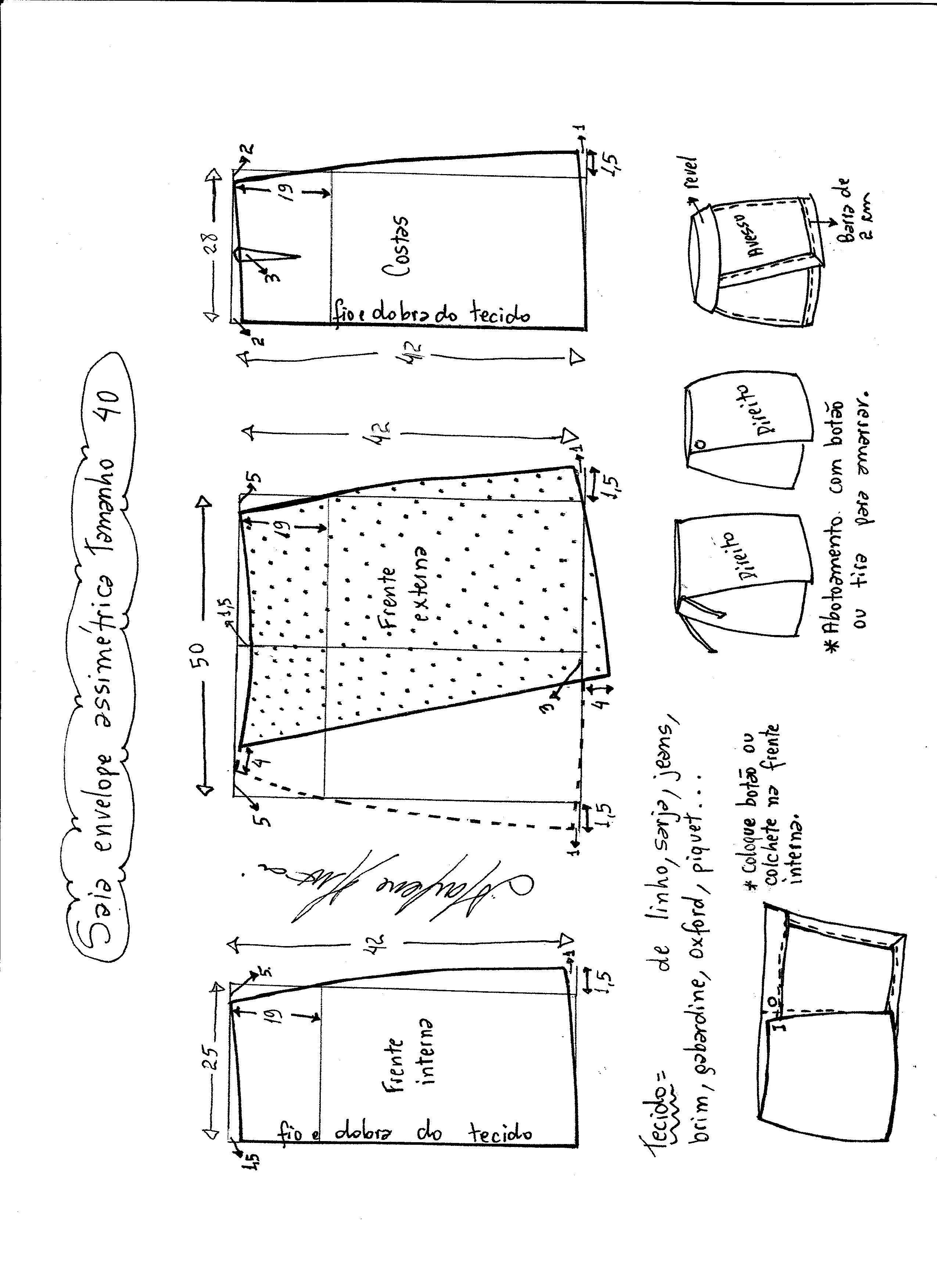 saiaenvelopeassimétrica-40.jpg 2 550×3 507 пикс | Женская мода ...