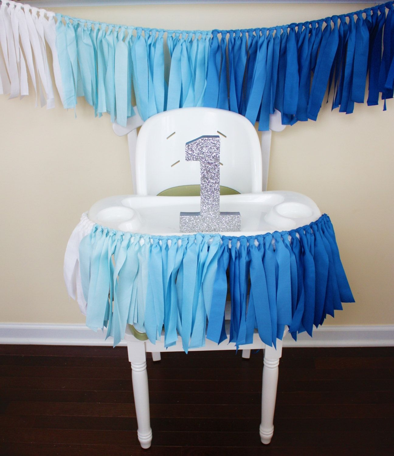 High Chair Decorations For 1st Birthday Boy httpjeremyeatonart