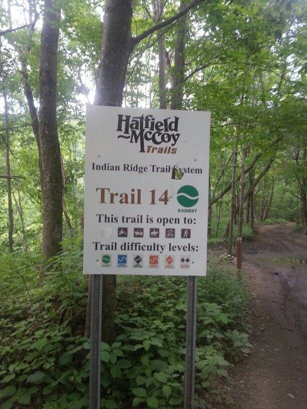 Indian Ridge Trail System Hatfield Mccoy Atv Trails West Virginia West Virginia History West Virginia Hatfields And Mccoys